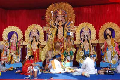 Book Online Durga Puja Pandit ji Greater Kailash